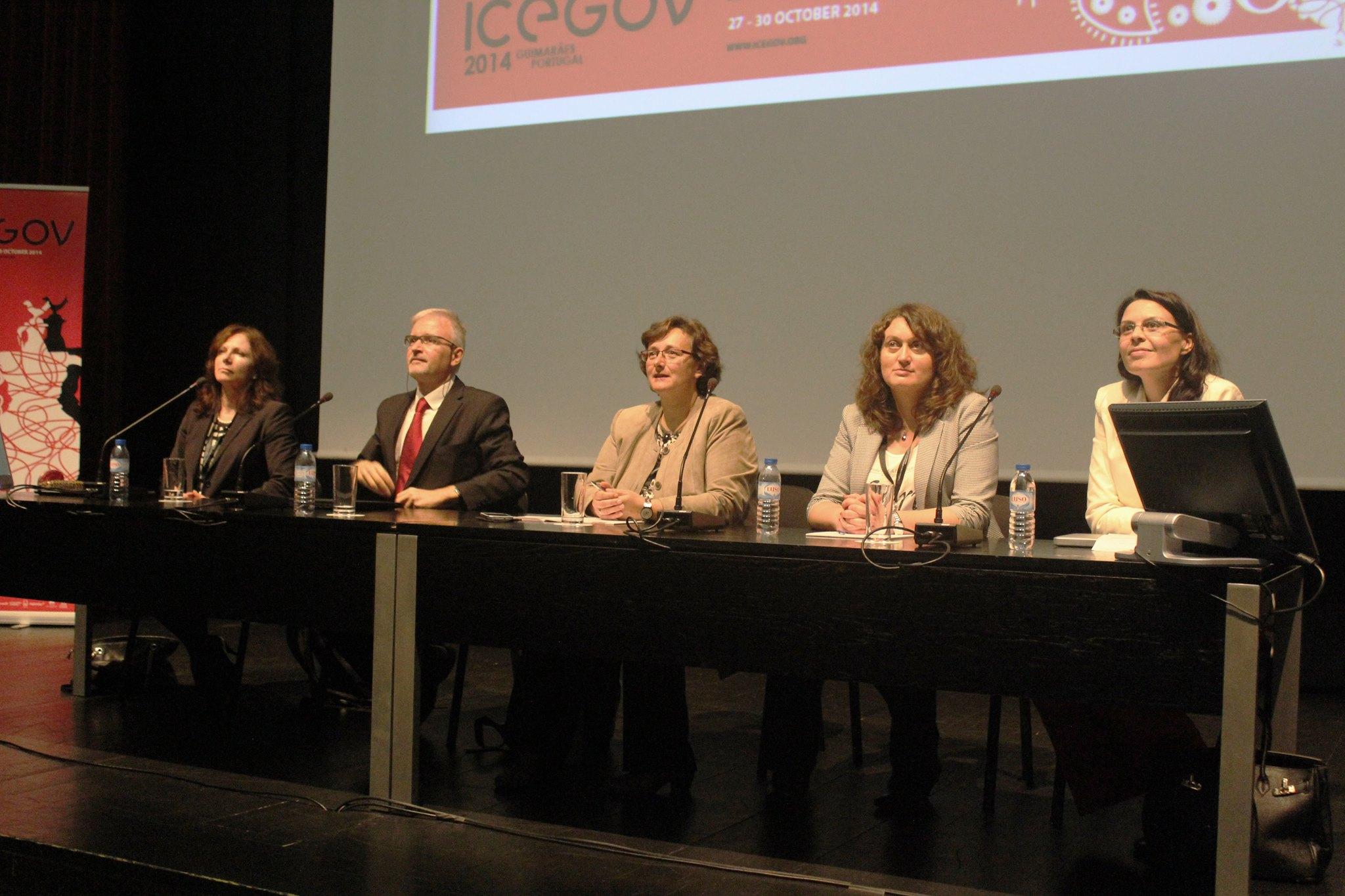 Invited session along ICEGOV 2014